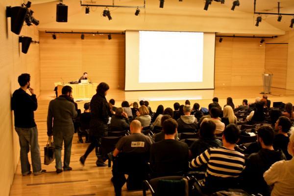 JH Engström, Open Public Lecture