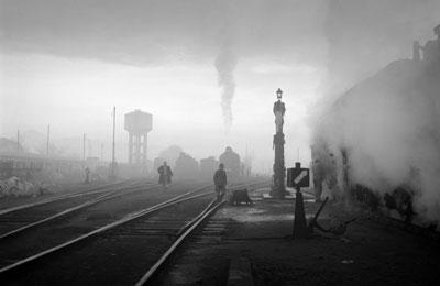 Πρωινό στο Σταθμό, 1954