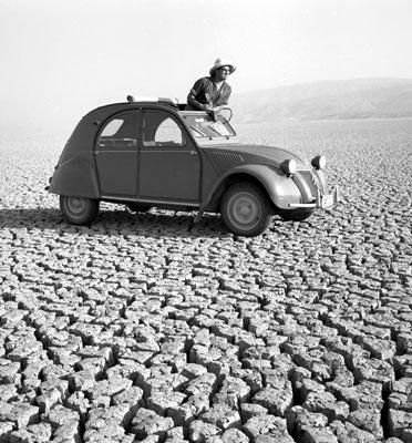 το θρυλικό ατοκίνητο 2cv, 1968
