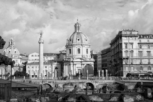 κτήριο στη Ρώμη