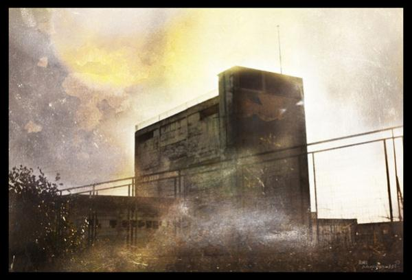 παλιό εργοστάσιο