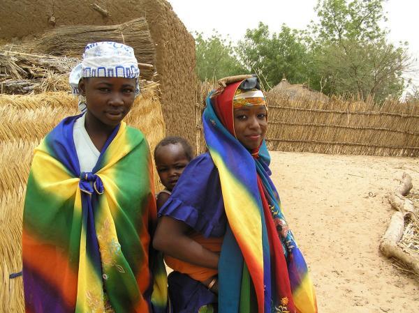 αφρικανική οικογένεια