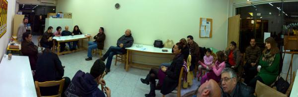 συνάντηση μελών Λέσχης Φωτογραφίας Σπάρτης