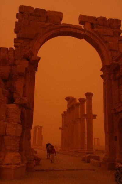 παλιά φωτογραφία Συρίας