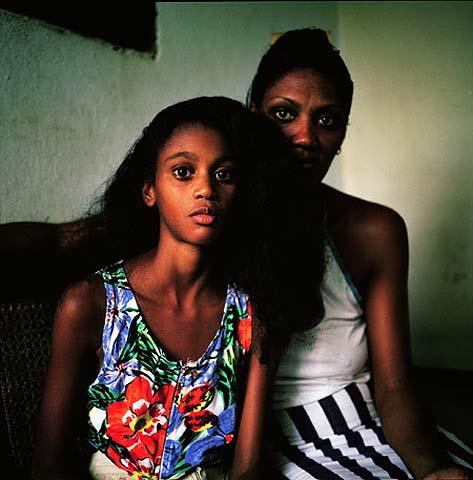γυναίκες στην Κούβα, πορτραίτο