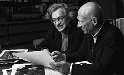 ασπρόμαυρη φωτογραφία, Wim Wenders