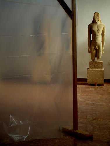 άγγαλμα, μουσείο Θηβών
