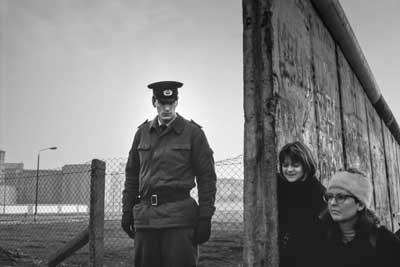 α/μ, Ανατολική Γερμανία 1989, τοίχος, στρατιώτης, πολίτες