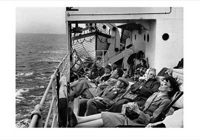 Διάπλους Καλέ - Ντοβέρ τον Αύγουστο του 1953