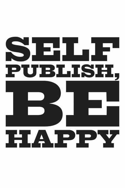 Λογότυπο Self Publish Be Happy