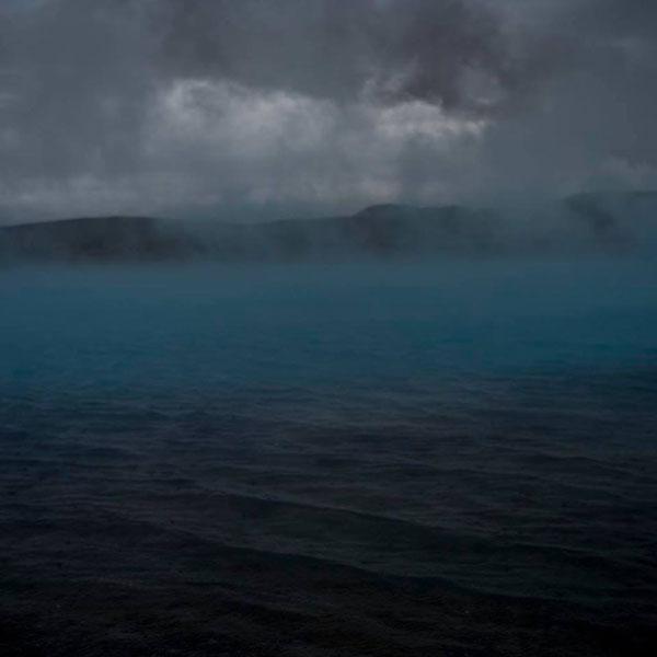θάλασσα με ομίχλη