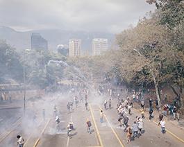The Two Halves, Venezuela 2014