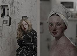 Planning the emptiness, πορτραίρα γυναικών, δίπτυχο