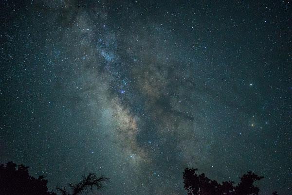 φωτογραφία γαλαξία