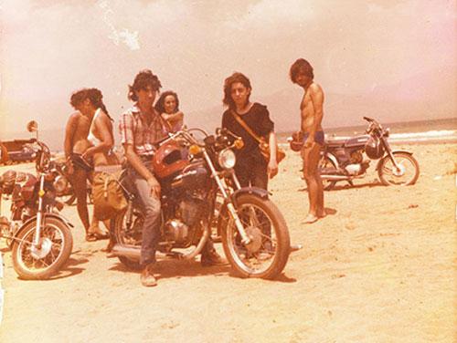φωτογραφία '80, αρχείο Σπύρου Στάβερη