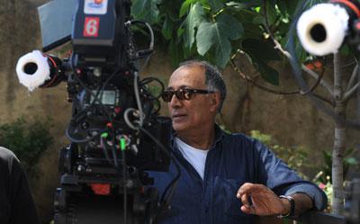 abbas kiarostami / πορτραίτο