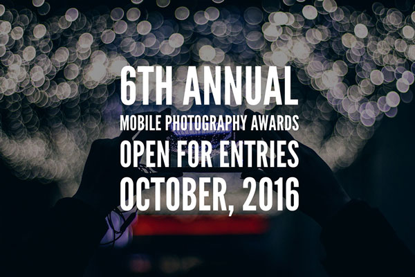 announcement mobile photo awards