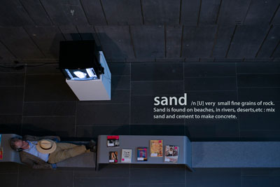 On definitions, sand