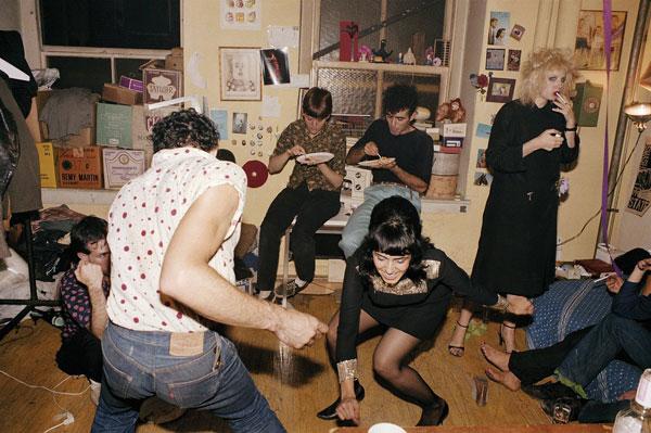 ballad / νέοι σε πάρτι