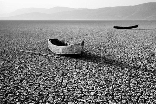 Τα απομεινάρια μιας λίμνης, Λίμνη Κάρλα 1962