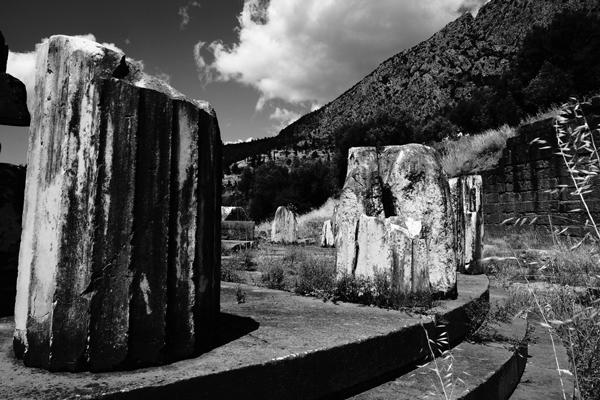 ερείπια αρχαίων κυόνων