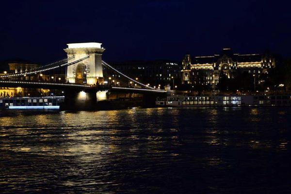 γέφυρα Βουδαπέστης