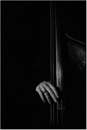 ασπρόμαυρη φωτογραφία, χέρι, μουσικό όργανο