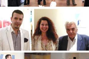 """Εικαστική έκθεση από το Φεστιβάλ Εικαστικών Τεχνών της Αθήνας"""""""