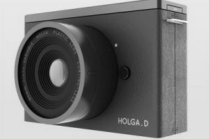 Holga.D - Holga Digital Camera