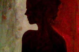πορτραίτο της Άνια Βουλούδη