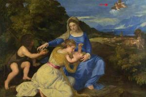 πίνακας του Τιτσιάνο