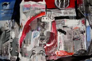 abstact, πολύχρωμα μέρη πίνακα