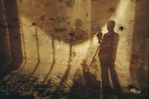 αυτοπορτραίτο, σκιά
