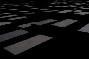 κοιμητήριο, τάφοι τη νύχτα