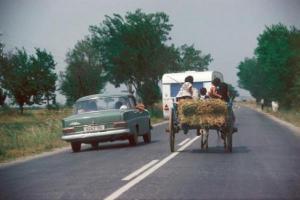 αυτοκίνητο, κάρο, τροχόσπιτο
