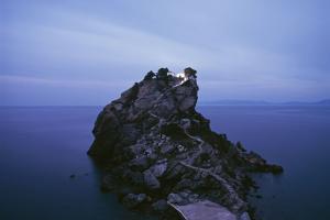 ξωκλήσι σε νησί