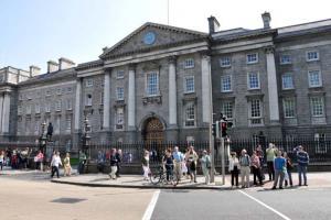 δημόσιο κτίριο στην Ιρλανδία