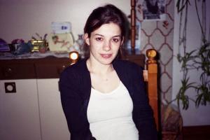 πορτραίτο νεαρής γυναίκας