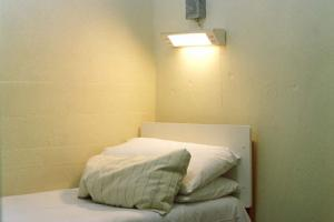 κρεβάτι στρωμένο, φως
