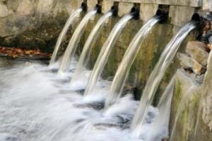 τρεχούμενο νερό
