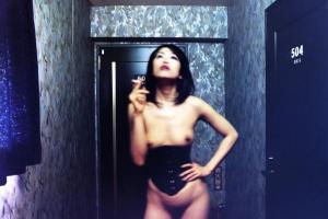 γιαπωνέζα, γυμνό