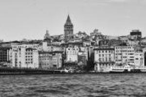 πανοραμική φωτογραφία, Κωνσταντινούπολη