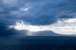 ορίζοντας, θάλασσα, ουρανός