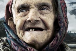 πορτραίτο ηλικιωμενου άνδρα