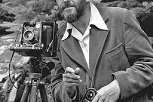 πορτραίτο του φωτογράφου