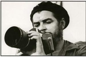 πορτραίτο του Τσε Γκεβάρα