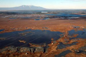 φωτογραφία τοπίου στην Αλάσκα