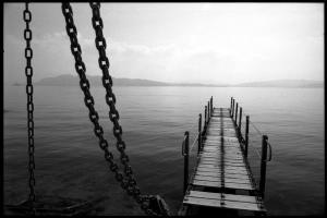Φωτογραφία εκδήλωσης, γέφυρα, θάλασσα