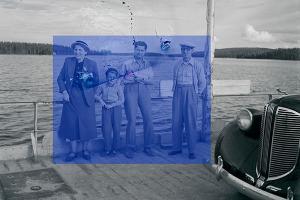 φωτογραφία έκθεσης reframe memory