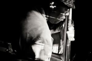 ασπρόμα φωτογραφία, jazz μουσική